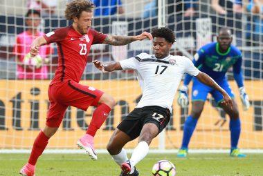 Estados Unidos vs Trinidad y Tobago
